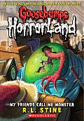 Goosebumps Horrorland 07 My Friends Call Me Mons