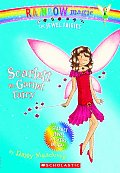 Scarlett the Garnet Fairy [With Stickers]