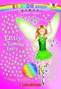 Jewel Fairies 03 Emily the Emerald Fairy With Spa