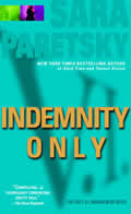 Indemnity Only (V.I. Warshawski Novels) Cover