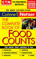 Complete Book of Food Counts 5TH Edition