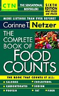 Complete Book of Food Counts 6TH Edition