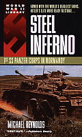 Steel Inferno (R): 1st SS Panzer Corps in Normandy Cover