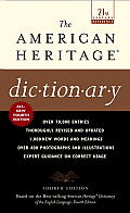 American Heritage Dictionary 4TH Edition Cover