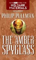 The Amber Spyglass (His Dark Materials #03) Cover