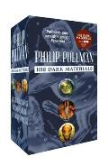 His Dark Materials Boxed Set: The Golden Compass, The Subtle Knife, and The Amber Spyglass Cover