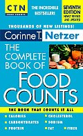 The Complete Book of Food Counts (Complete Book of Food Counts)