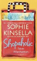 Shopaholic Takes Manhattan Cover