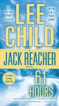61 Hours: A Reacher Novel Cover