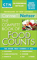 Complete Book of Food Counts 9th Edition The Book That Counts It All