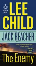 The Enemy: A Reacher Novel Cover