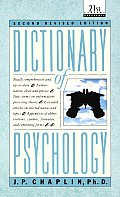 Dictionary of Psychology 2ND Edition