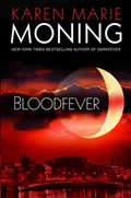 Bloodfever Cover