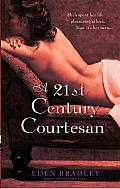 A 21st Century Courtesan Cover
