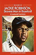 The Story of Jackie Robinson, Bravest Man in Baseball (Dell Yearling Biography)