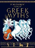 D'Aulaire's Book of Greek Myths Cover