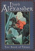 The Book of Three (Chronicles of Prydain #1)
