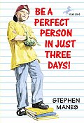 Be a Perfect Person in Just Three Days! (87 Edition)