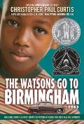 The Watsons Go to Birmingham-1963 Cover