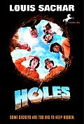 Holes Movie Cover