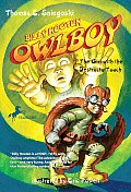 The Girl with the Destructo Touch (Bill Hooten: Owlboy #2) Cover