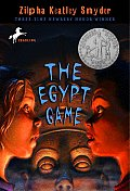 The Egypt Game (Yearling Newbery) Cover