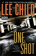 One Shot: A Reacher Novel Cover