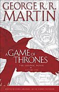 Game of Thrones:The Graphic Novel (Volume One) Cover