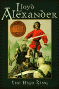 The High King (Chronicles of Prydain #5) Cover