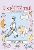 The Story of Doctor Dolittle (Yearling Book) Cover