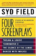 Four Screenplays: Studies in the American Screenplay Cover