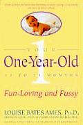 Your One Year Old The Fun Loving Fussy 12 To 24 Month Old