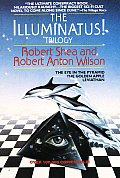 Illuminatus Trilogy The Eye in the Pyramid the Golden Apple Leviathan