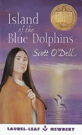 Island of the Blue Dolphins (Laurel Leaf Books) Cover