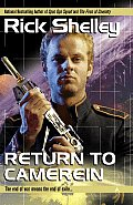 Return To Camerein (Ace Science Fiction) by Rick Shelley