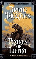 The Pearls of Lutra (Redwall Vol. Nine) Cover