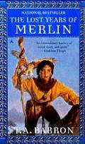 Merlin 01 Lost Years of Merlin