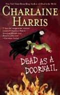 Dead as a Doornail: Sookie Stackhouse Novel #5 (Southern Vampire Series) Cover