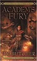 Academ's Fury: The Codex Alera #02 Cover