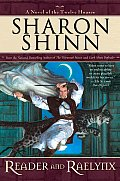 Reader & Raelynx by Sharon Shinn