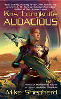 Audacious (Kris Longknife Novels) Cover