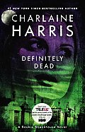 Definitely Dead (Sookie Stackhouse Novels) Cover