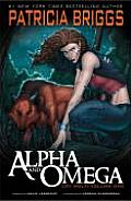 Alpha and Omega Novels #01: Alpha and Omega: Cry Wolf, Volume One Cover