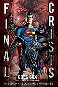 Final Crisis by Greg Cox