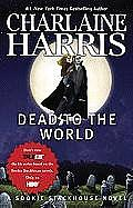 Dead to the World (Sookie Stackhouse Novels) Cover