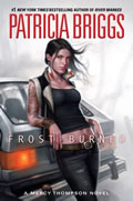 Frost Burned (Mercy Thompson #7)