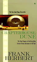 Dune Chronicles #06: Chapterhouse: Dune Cover