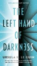 The Left Hand of Darkness (Remembering Tomorrow) Cover