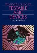 Designers Guide To Testable Asic Device