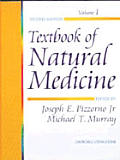 Textbook of Natural Medicine Cover